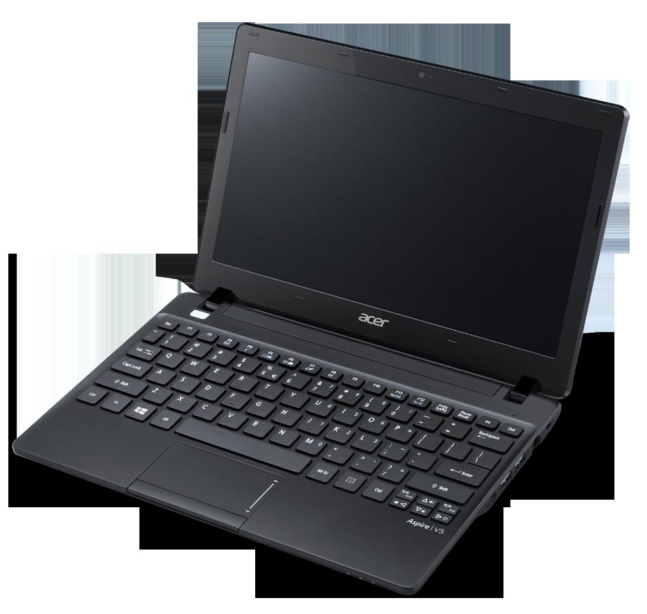 Acer Aspire V5 123 3634 Notebook Specifications